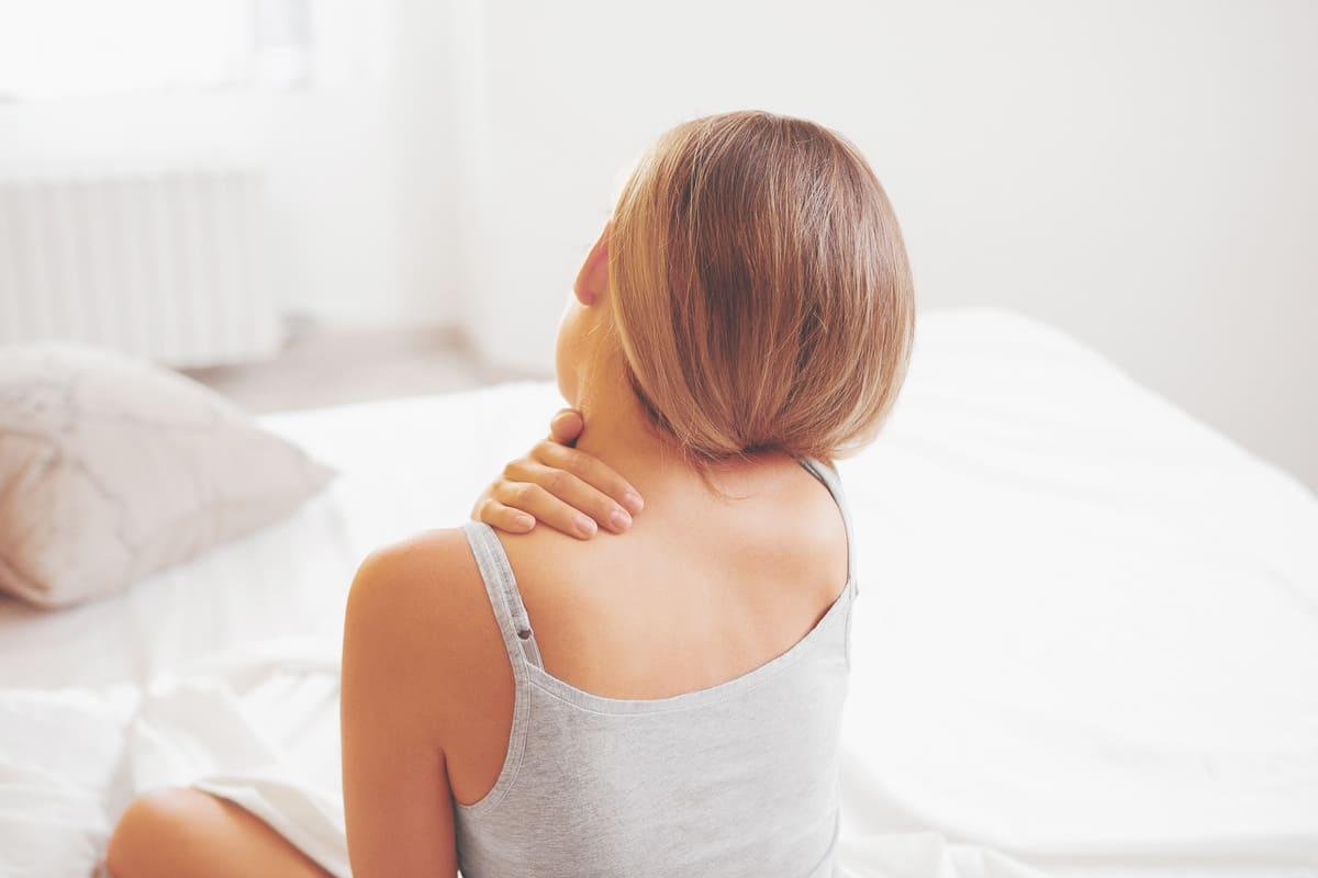 Comment faire passer une douleur aux cervicales ?