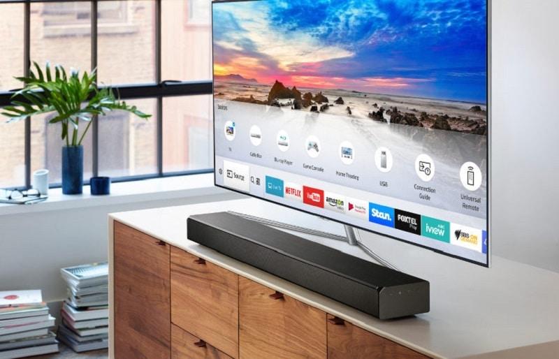 Comment installer Smart TV Samsung