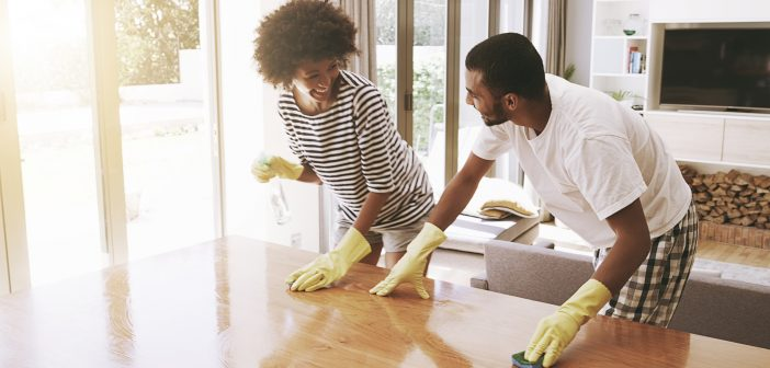 Trouver une entreprise d'entretien de domicile