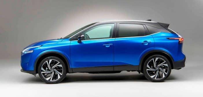 Nouveau Nissan Qashqai: quelles sont ses fonctionnalités?